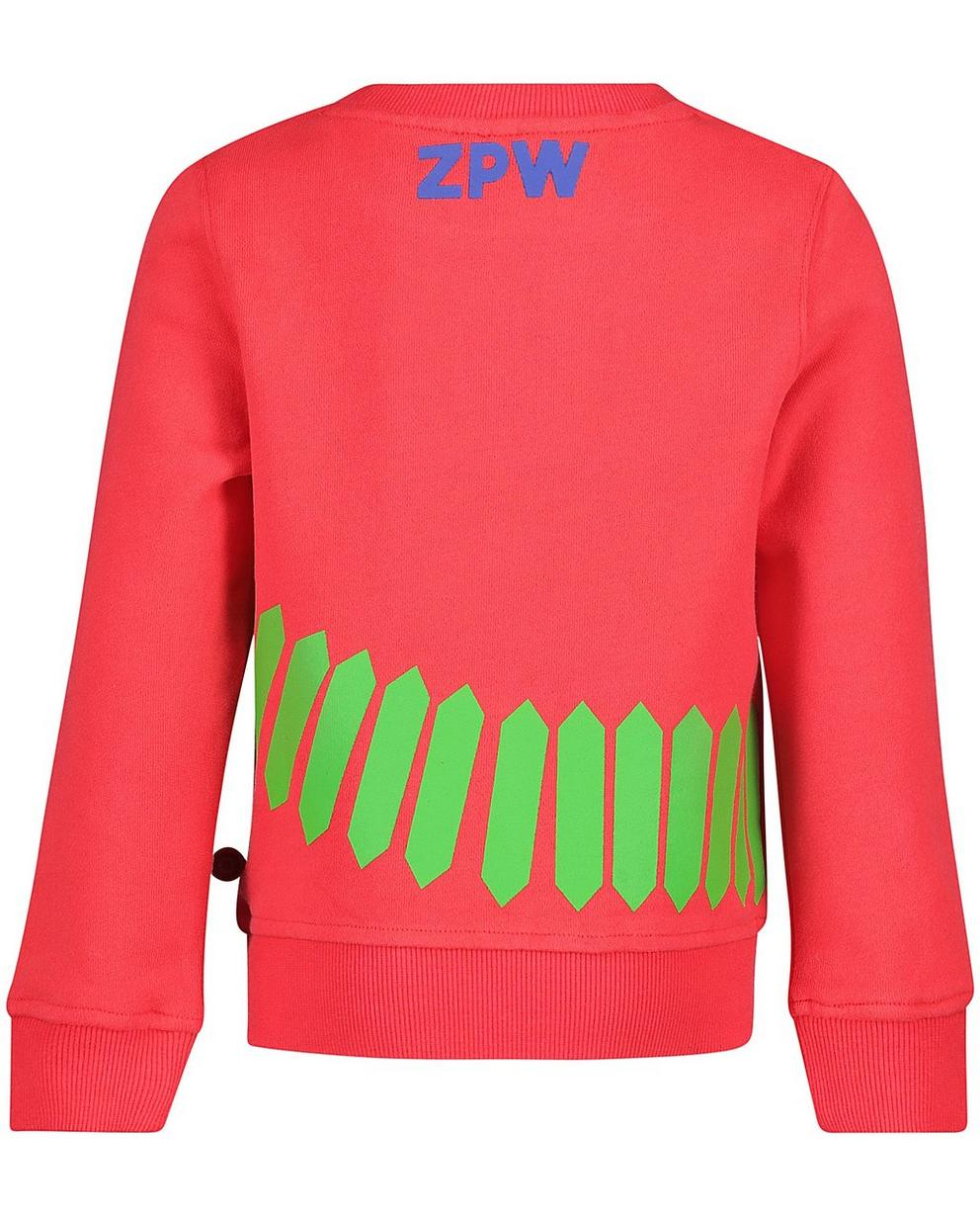 Sweaters - RDF - Lichtrode sweater
